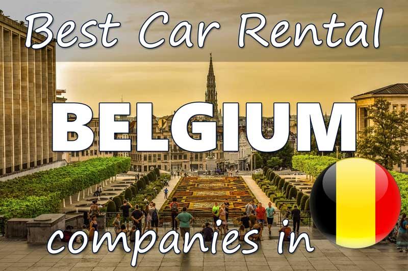 Best Car Rental Companies in Belgium