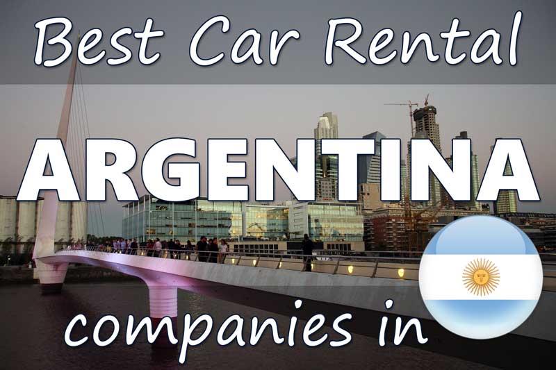 Best Car Rental Companies in Argentina
